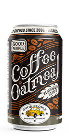 Good People Coffee Oatmeal Stout Beer
