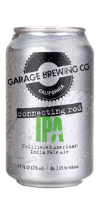 Connecting Rod IPA, Garage Brewing Co.