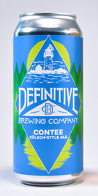 Contee, Definitive Brewing Co.
