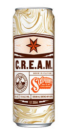CREAM Sixpoint Beer Cream Ale with Coffee