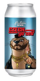 Czech Yo'Self, Pontoon Brewing