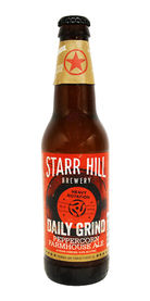 Daily Grind Saison Starr Hill Beer