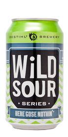 Destihl Brewery Wild Sour Series Gose Beer