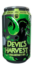 Devil's Harvest Breakfast IPA by Southern Prohibition Brewing