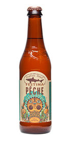 Dogfish Head Festina Peche Beer