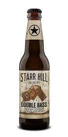 Double Bass Mocha Double Chocolate Stout Starr Hill Brewery