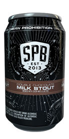 Double Chocolate Milk Stout by Southern Prohibition Brewing