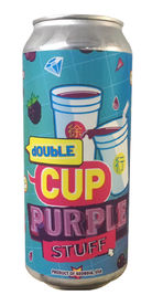 Double Cup / Purple Stuff, Pontoon Brewing