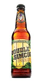Double Simcoe IPA Weyerbacher beer