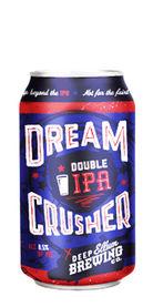 Deep Ellum Dream Crusher Double IPA beer