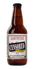 Dry-Hopped CENSORED by Lagunitas Brewing Co.
