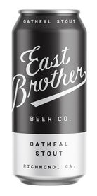 Oatmeal Stout, East Brother Beer Co.