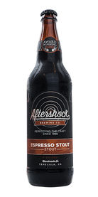 Espresso Stout by Aftershock Brewing Co.