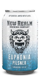 Euphonia Pilsner, New Realm Brewing