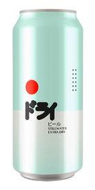 Stillwater Extra Dry Sake Style Saison beer