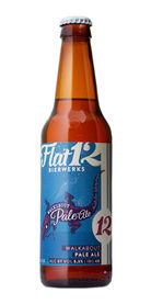 Flat 12 Bierwerks Walkabout Pale Ale beer