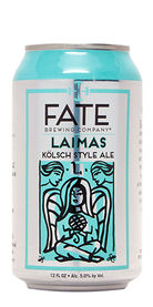 Fate Brewing Laimas Kolsch Beer