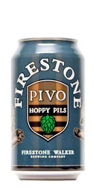 Pivo Pils Beer Firestone Walker