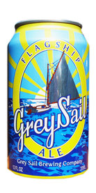 Grey Sail Brewing Flagship Beer