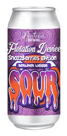 Flotation Device Snozzberries Edition, Pontoon Brewing