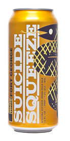 Fort George Brewery Suicide Squeeze IPA beer