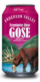 Framboise Rose Gose, Anderson Valley Brewing Co.