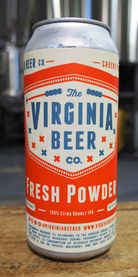 Fresh Powder by The Virginia Beer Co.