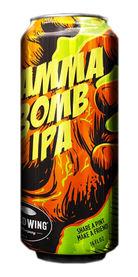 Warped Wing beer Gamma Bomb IPA