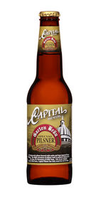 Garten Brau Special Pilsner by Capital Brewery