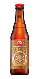 glutiny golden ale new belgium beer