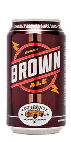 Good People Brown Ale Beer