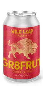 Gr8frut Double IPA, Wild Leap Brew Co.