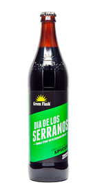 Green Flash Dia de los Serranos beer