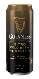 Guinness Nitro Cold Brew Coffee, Guinness St. James's Gate Brewery