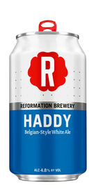 Haddy by Reformation Brewery