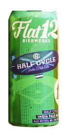 Flat 12 Bierwerks Half Cycle IPA beer