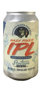 Hazy River India Pale Lager, Pontoon Brewing