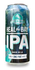 Heal The Bay IPA Golden Road Beer