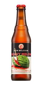 New Belgium Beer Heavy Melon