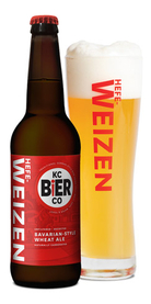 Hefeweizen, KC Bier Co.