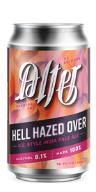 Hell Hazed Over, Alter Brewing Co.