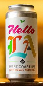 Hello, LA, Highland Park Brewery