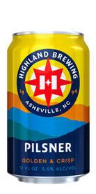 Highland Pilsner, Highland Brewing Co.