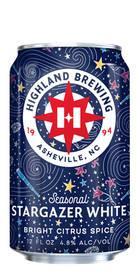 Highland Stargazer White, Highland Brewing Co