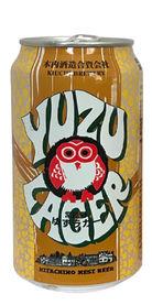 Hitachino Nest Yuzu Lager, Kiuchi Brewery