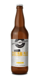 Honey Cream Ale, Garage Brewing Co.
