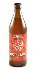 Double Mountain Hop Lava Beer