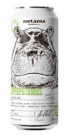 Hoppopotamus IPA, Metazoa Brewing Co.