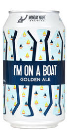 I'm On A Boat, Monday Night Brewing