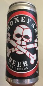Incredible Pulp Blood Orange Extra Pale Ale by Boneyard Beer